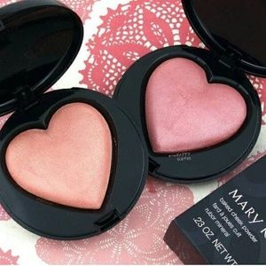 Mary Kay Heart Shaped Blush